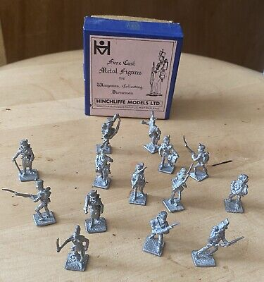 Hinchliffe Models Soldiers • 4.50£