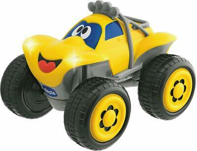 Chicco TURBO TEAM BILLY BIG WHEELS Toddler Child Remote Control Toy Car BNIP • 24.99£