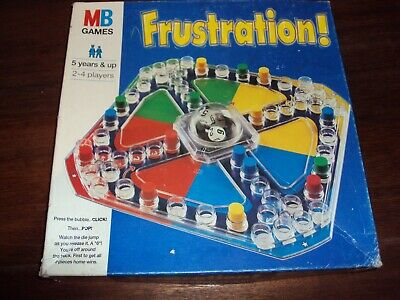 Frustration Game Spare Playing Pieces Vintage Edition Free UK P&P • 1.65£