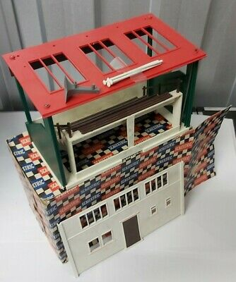 Rare Vintage Scalextric A 209 Grandstand Boxed • 40£