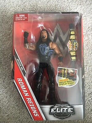 Elite Series 51 Roman Reigns Action Figure [United States Championship Belt] • 34.99£