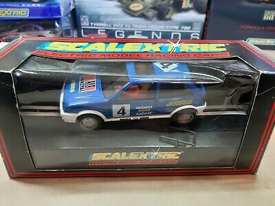 Scalextric  C470 Ford Fiesta Xr2i Uniroyal Without Lights Boxed Superb • 27£