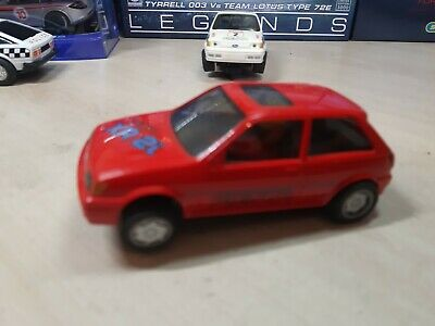 Scalextric  Ford Fiesta Xr2i Without Lights  Superb • 20£