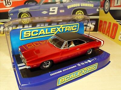Scalextric C3652 Dodge Charger R/T 'Street Car' - Brand New In Box • 59.99£