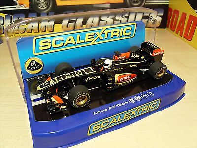 Scalextric C3364 Lotus F1 Team 2013 'Kimi Raikkonen' - Brand New In Box. • 67.99£
