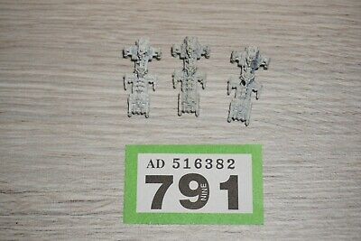 Warhammer Forgeworld Battlefleet Gothic Space Marine Hunters Resin X 3 - LOT 791 • 32.75£
