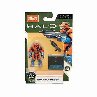 Mega Construx Halo Infinite Spartan Recon ,series 12 Figure. New In Pack. • 15.99£