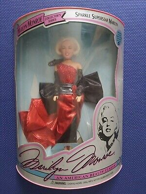 Marilyn Monroe Sparkle Superstar  New / Sealed (crease To Box/plastic) • 14.99£