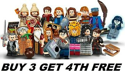 Genuine Lego Harry Potter Series 2 Minifigures 71028 Buy 3 Figures Get 4th Free • 68.95£