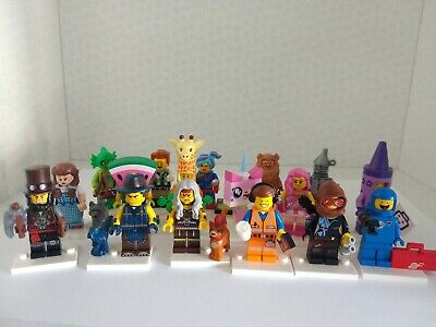 LEGO The Lego Movie 2 Collectable Minifigures Series - Select Your Character • 4.19£