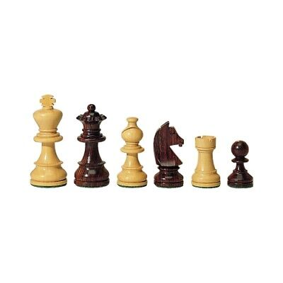 Chess Figures - Palisander And Boxwood - Kings Height 95 MM • 115.81£