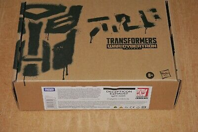 Transformers Exhaust Generations War For Cybertron New And Sealed  • 35£