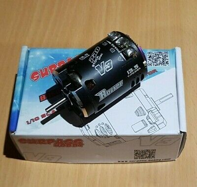 13.5T Surpass Pro Stock Spec Brushless Motor On Road Touring Car Stock Class • 40£