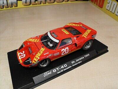 A181 '88046' - Ford GT40 '6h Jarama 1969' - Scalextric Compatible - Brand New. • 64.95£