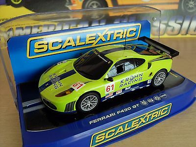 Scalextric C3080 Ferrari F430 GT2 - Brand New In Box • 54.95£