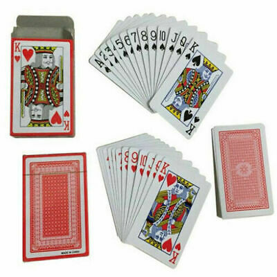 PLAYING CARDS Traditional Card Games Snap Poker Go Fish  - FAST FREE SHIPPING • 1.79£