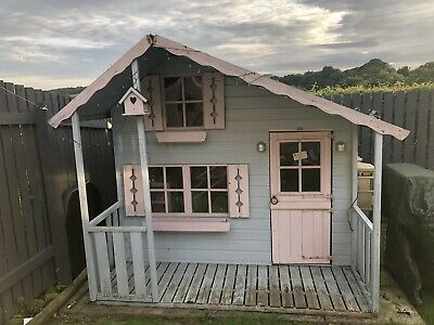 Wooden Playhouse  • 51£