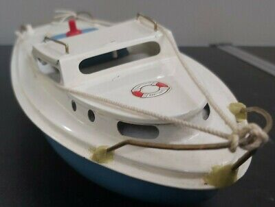 A Sutcliffe Model Kestrel Electronic Cruiser With Box Made In England • 15£