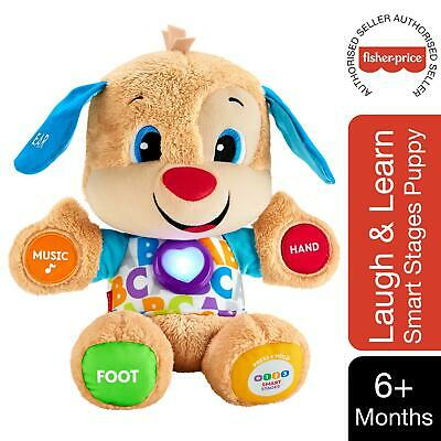 Fisher-Price Laugh And Learn Smart Stages Puppy Educational Toy • 18.99£