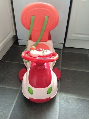 Toddler/Child's Chicco Ride-on, Trike Toy, Walker • 16£
