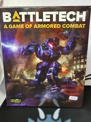 Catalyst Games - Battletech A Game Of Armored Combat - New • 45£