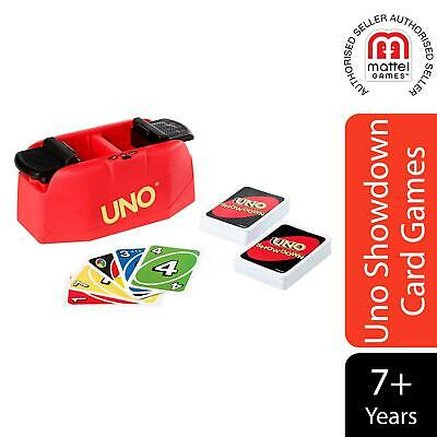 Mattel Games Uno Showdown Family Card Game • 17.99£