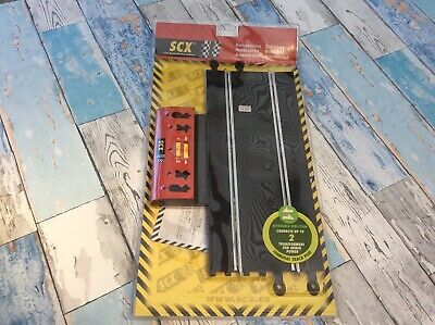 SCX 88210 Terminal Track Plus Connects 2 Transformers With Reversible Direction • 15£