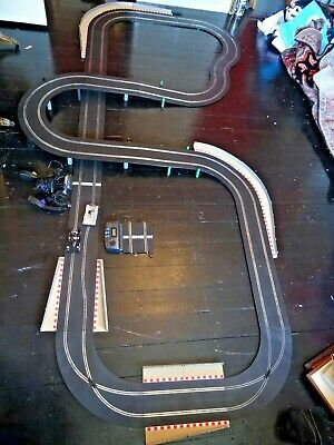 Huge Scalextric Sport Set With Cadillac Lmp Cars  • 26.03£