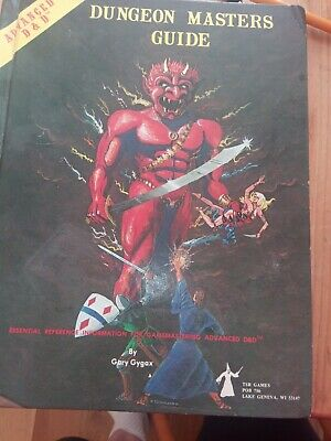 Advanced Dungeons And Dragons 1st Edition • 10£
