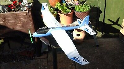 Rc Aircraft, Motor Glider..brushless Motor. .artf..great First Model.. • 24.95£