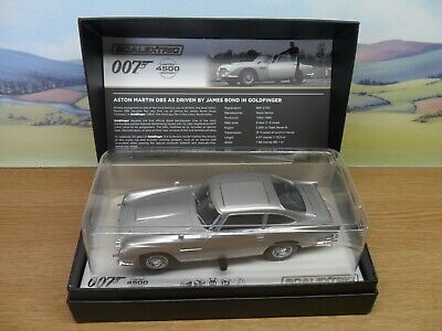 Scalextric Limited Edition James Bond 007 Aston Martin Db5 Ex Shop Stock • 26£