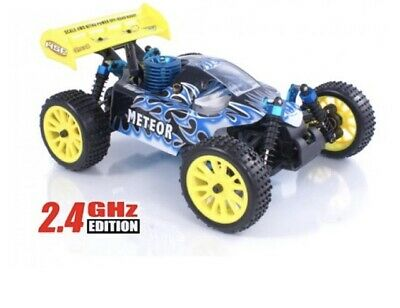 Rc Car Nitro 1:16  Buggy  With Free Bottle Of Fuel( Promo 4 Days Only 🔥🔥🔥 • 159.99£