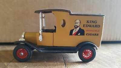 MATCHBOX MODELS OF YESTERYEAR Y12 Ford T Code 3 King Edward Cigars • 7.32£