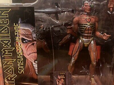 Iron Maiden Somewhere In Time Neca Figure Sealed • 30£