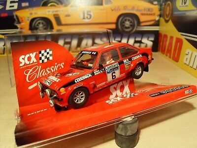 Escort MKII '1976 Lombard Winning Car' **Scalextric Compatible** - Brand New. • 64.95£