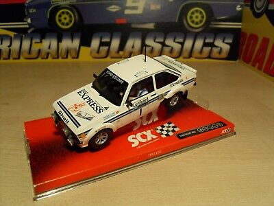 Ford Escort MKII '1977 Lombard RAC Rally' - Scalextric Compatible - Brand New. • 57.95£