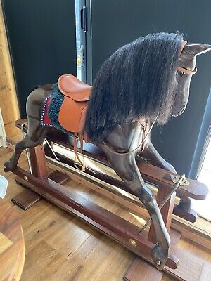 Solid Wood Rocking Horse  • 1,500£