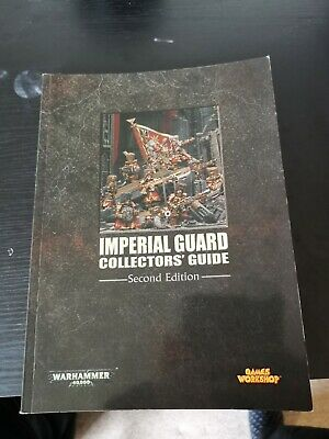 Imperial Guard Collectors Guide Second Edition OOP • 0.99£
