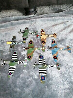 Selection Of Die Cast Model Aeroplanes. 1:72 • 15£