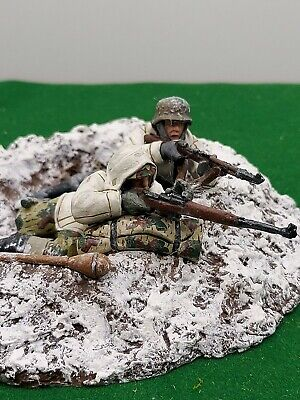 1/30 Scale Honour Bound GERMAN SOLDIER WINTER Works With King And Country 1 • 89.99£