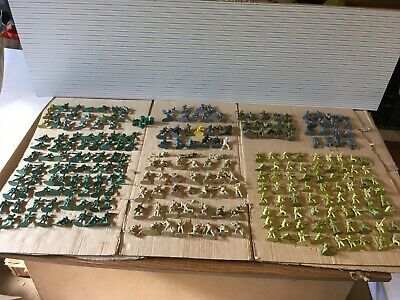 Plastic Airfix And Other Toy Soldiers 200+ 1/32 Scale Job Lot • 10£