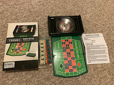 Roulette Game THINGS • 5.99£
