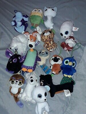 Collection Of Mcdonalds Soft Toys   • 6£