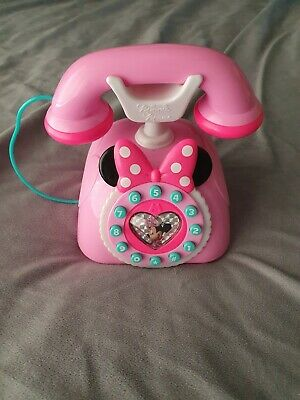 Minnie Mouse Toy Phone • 2£