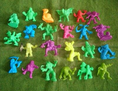Vintage Retro 90s Matchbox Monsters In My Pocket Collection Job Lot Rare X23  • 7.50£