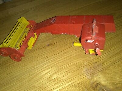 Corgi Wrapper Around Combine Harvester Only  (No Tractor ) • 15£