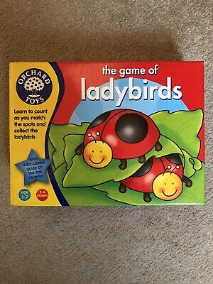 Orchard Toys The Game Of Ladybirds  • 3£