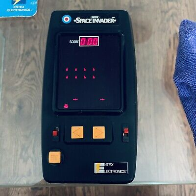 Electronic Space Invaders Hand Held Games 1980s • 50£