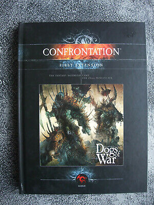 Confrontation First Extention  : Dogs Of War  • 20£