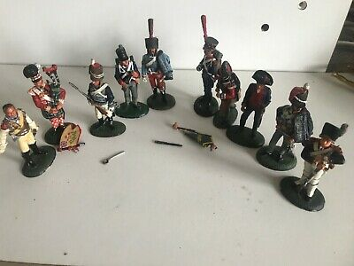 Toy Soldiers Del Prado- JOB LOT . Slight Damage • 9.89£